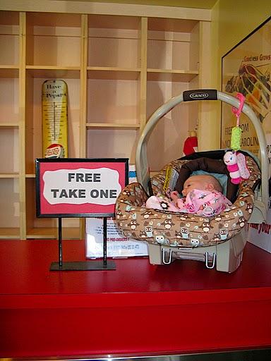 Free, take one